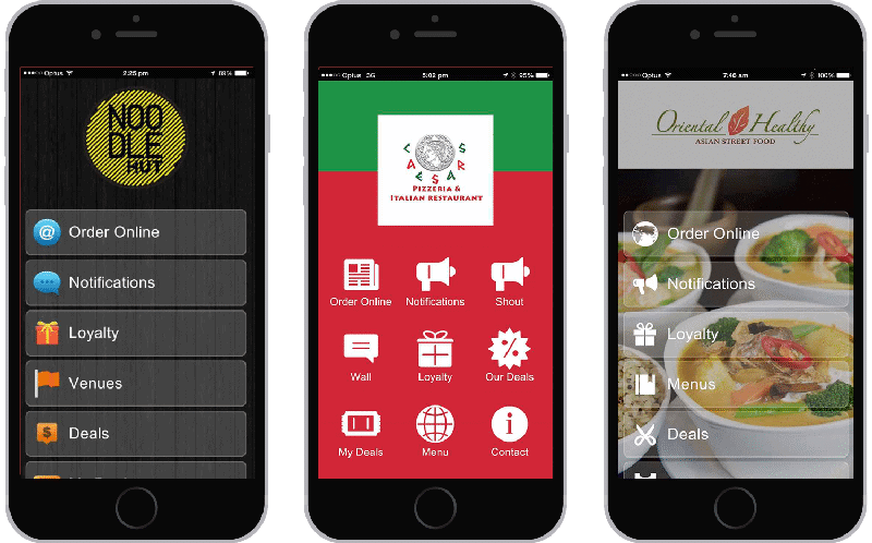 Reasons Why Every Restaurant Needs A Restaurant Mobile App